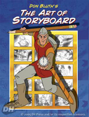 Don Bluth's The Art Of Storyboard